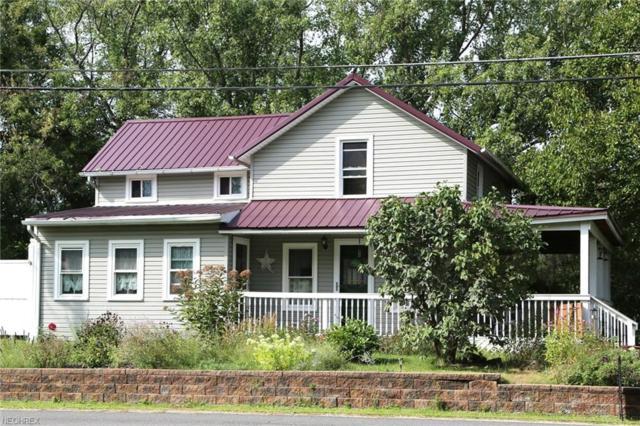 341 Randolph Rd, Mogadore, OH 44260 (MLS #4034733) :: Keller Williams Chervenic Realty