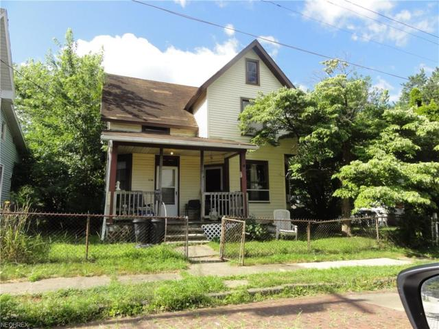 1136 6th St NW, Canton, OH 44703 (MLS #4035352) :: Keller Williams Chervenic Realty