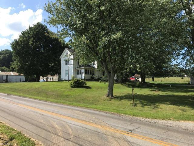 1664 Harrison Rd, Fredericksburg, OH 44627 (MLS #4035376) :: Keller Williams Chervenic Realty