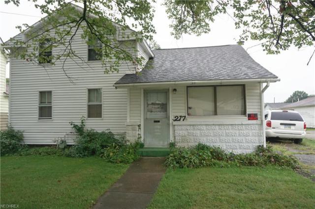 217 N Canal St, Newton Falls, OH 44444 (MLS #4035794) :: The Crockett Team, Howard Hanna