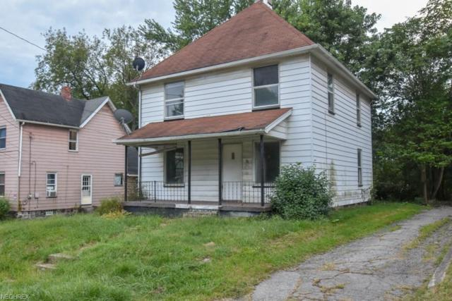 58 Fairview St, Campbell, OH 44405 (MLS #4035915) :: Keller Williams Chervenic Realty