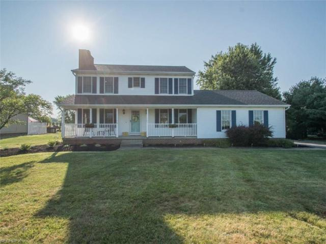 1051 Colonial Dr, Salem, OH 44460 (MLS #4036017) :: RE/MAX Edge Realty