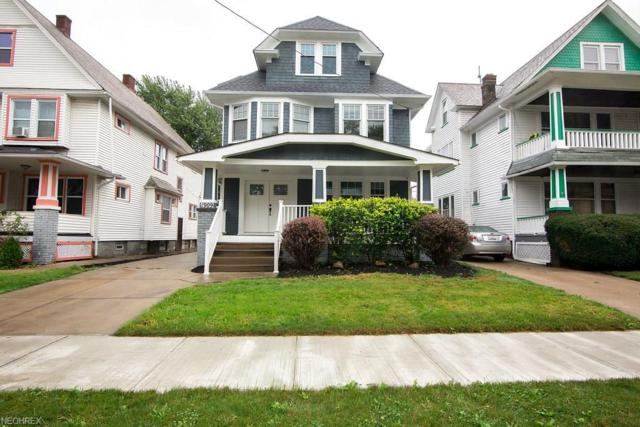 1909 W 74th St, Cleveland, OH 44102 (MLS #4036208) :: Keller Williams Chervenic Realty