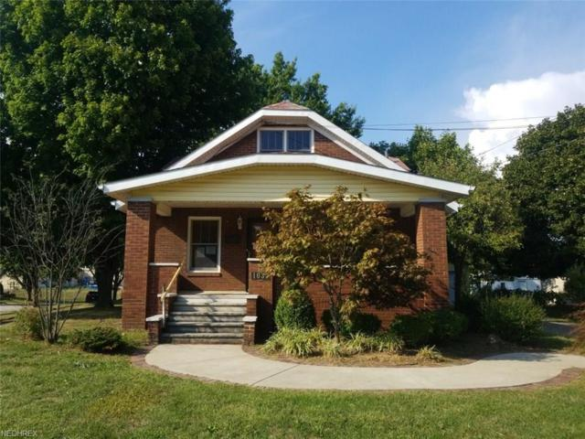 1031 Flanders Ave, Akron, OH 44314 (MLS #4036214) :: Keller Williams Chervenic Realty