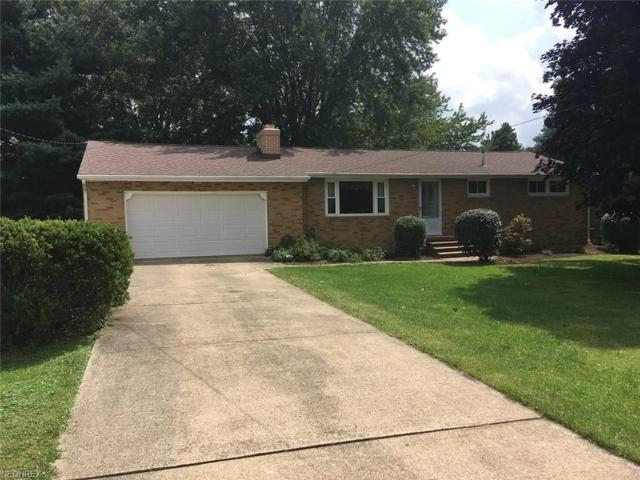 2850 Swallen Ave, Louisville, OH 44641 (MLS #4036267) :: Keller Williams Chervenic Realty