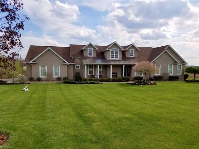 4785 Tranquility Ln, Zanesville, OH 43701 (MLS #4036269) :: Keller Williams Chervenic Realty