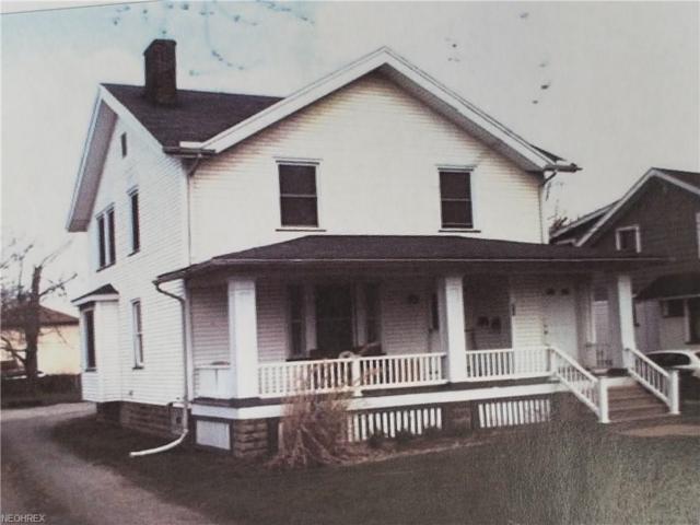 766 Roosevelt St NW, Warren, OH 44483 (MLS #4036308) :: PERNUS & DRENIK Team