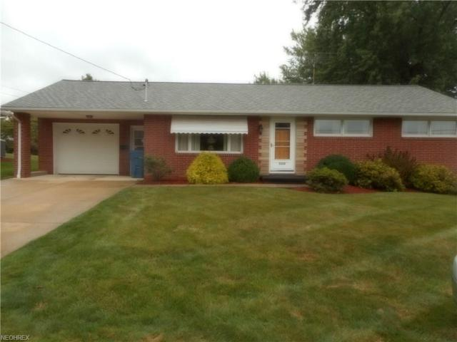 2220 Aster St NW, Massillon, OH 44647 (MLS #4036655) :: RE/MAX Edge Realty