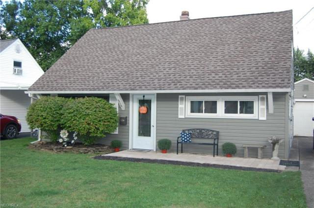 215 N Roanoke Ave, Austintown, OH 44515 (MLS #4036929) :: Keller Williams Chervenic Realty