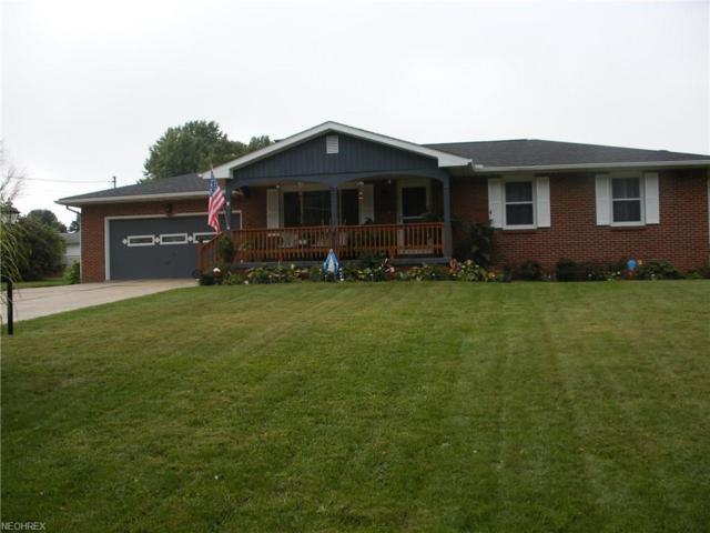 665 Penhale Ave, Campbell, OH 44405 (MLS #4036991) :: Keller Williams Chervenic Realty