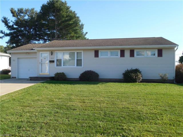 1315 Moccasin Ln, Coshocton, OH 43812 (MLS #4037233) :: Keller Williams Chervenic Realty