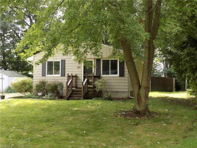 800 Magnolia Ave, Cuyahoga Falls, OH 44221 (MLS #4037235) :: Tammy Grogan and Associates at Cutler Real Estate