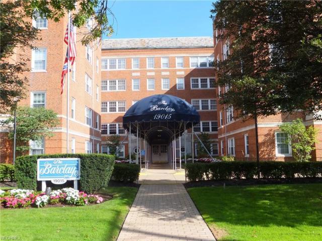 19015 Van Aken Blvd #511, Shaker Heights, OH 44122 (MLS #4037392) :: RE/MAX Trends Realty