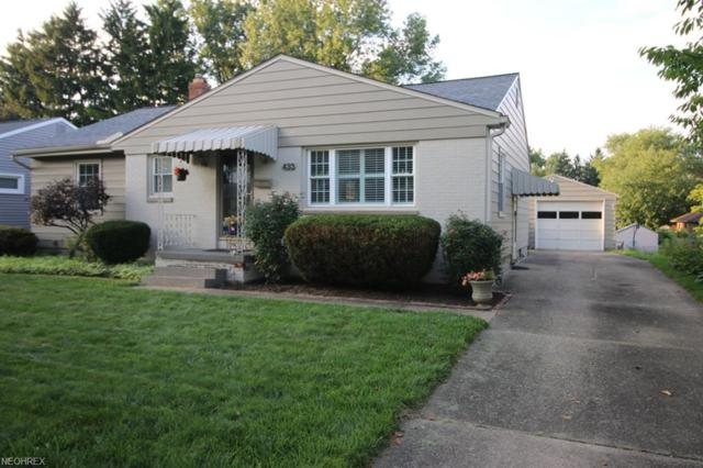 433 Orrville Ave, Cuyahoga Falls, OH 44221 (MLS #4037447) :: Tammy Grogan and Associates at Cutler Real Estate