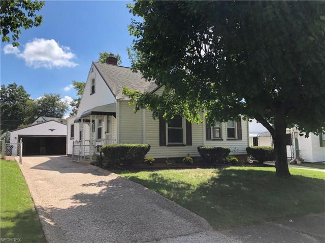 1691 Marigold Ave, Akron, OH 44301 (MLS #4037499) :: RE/MAX Edge Realty