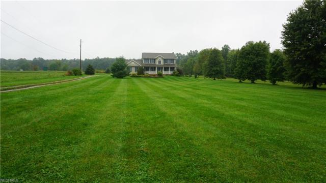 3137 Sanford Rd, Rootstown, OH 44201 (MLS #4037504) :: Keller Williams Chervenic Realty