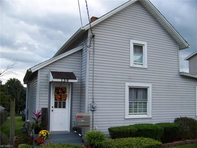 136 Pendleton St, Lisbon, OH 44432 (MLS #4037510) :: Keller Williams Chervenic Realty