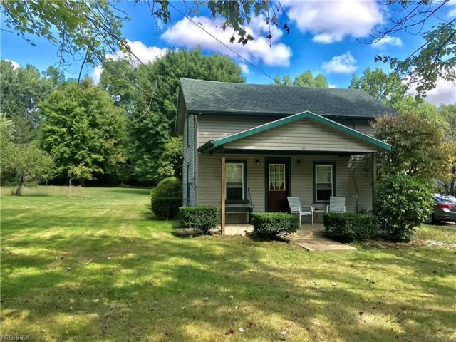 3483 Woodbine Ave SE, Warren, OH 44484 (MLS #4037564) :: Keller Williams Chervenic Realty
