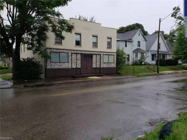 605 Smith Ave SW, Canton, OH 44706 (MLS #4037835) :: Tammy Grogan and Associates at Cutler Real Estate