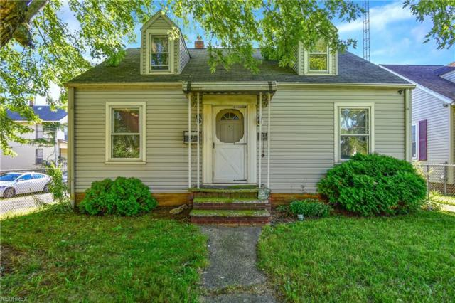 816 Wells Ave NW, Canton, OH 44703 (MLS #4037942) :: Tammy Grogan and Associates at Cutler Real Estate