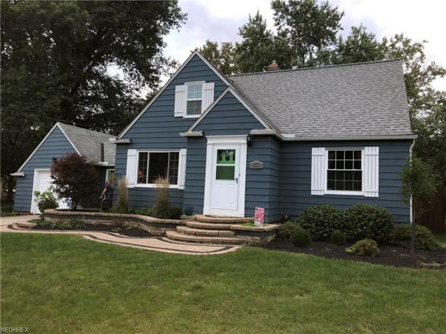 1544 Edgefield Rd, Lyndhurst, OH 44124 (MLS #4038004) :: Keller Williams Chervenic Realty