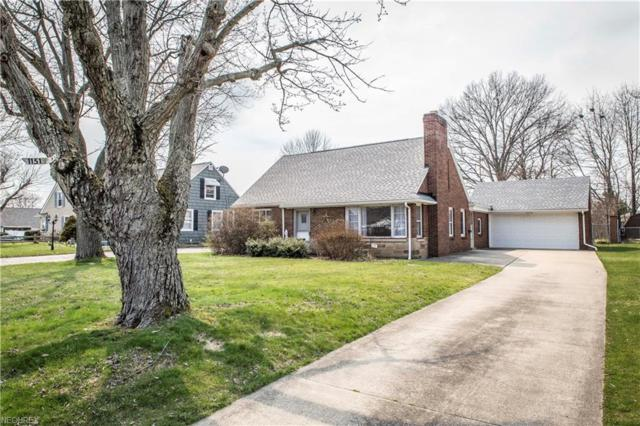 1151 Whipple Ave SW, Canton, OH 44710 (MLS #4038065) :: Tammy Grogan and Associates at Cutler Real Estate