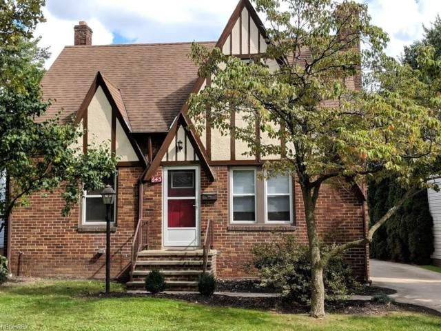 643 Lincoln Blvd, Bedford, OH 44146 (MLS #4038079) :: RE/MAX Edge Realty
