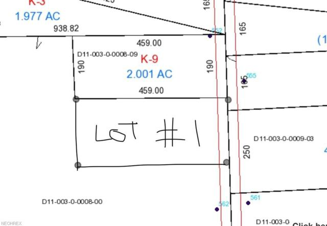 Co Rd 175, West Salem, OH 44287 (MLS #4038259) :: RE/MAX Edge Realty