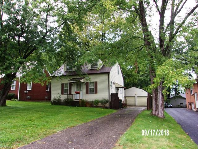 44 Gertrude Ave, Youngstown, OH 44512 (MLS #4038314) :: Keller Williams Chervenic Realty