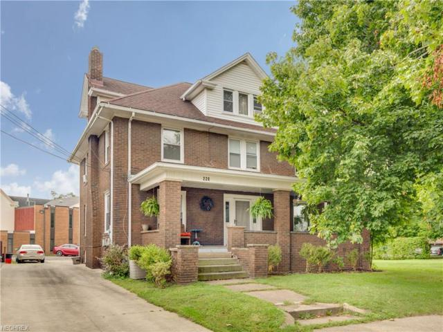 228 Portage St NW, North Canton, OH 44720 (MLS #4038355) :: Tammy Grogan and Associates at Cutler Real Estate