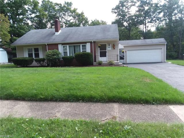 44 E Overdale Dr, Tallmadge, OH 44278 (MLS #4038428) :: RE/MAX Trends Realty