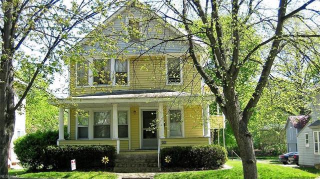 439 N Buckeye St, Wooster, OH 44691 (MLS #4038474) :: Keller Williams Chervenic Realty