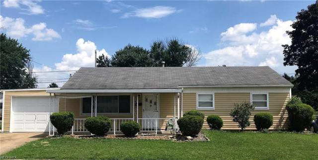 2404 Gridley Ave NE, Canton, OH 44705 (MLS #4038538) :: The Crockett Team, Howard Hanna