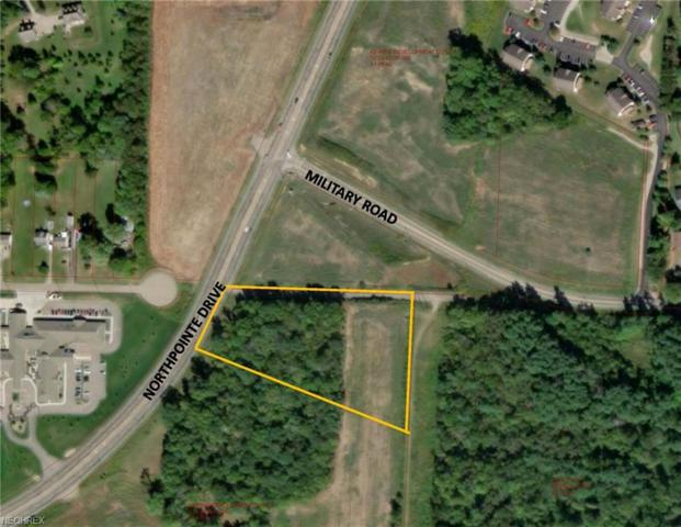 Northpointe Drive-4.5 Acres Dr, Zanesville, OH 43701 (MLS #4038612) :: RE/MAX Valley Real Estate