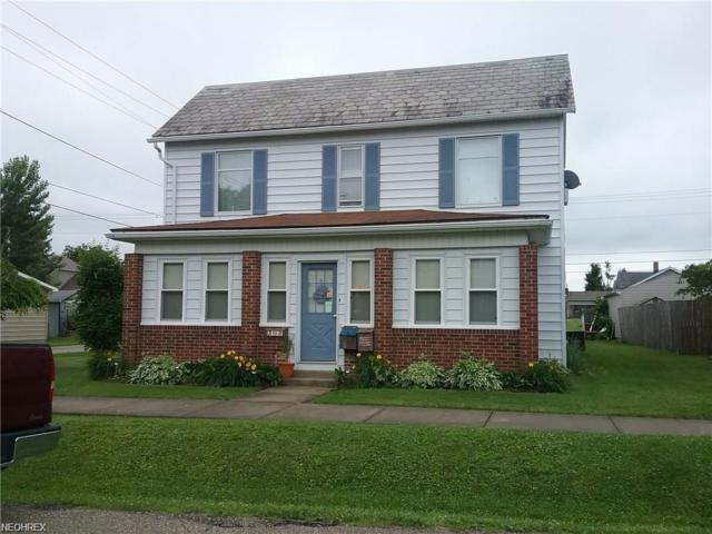 203 Euclid Ave, Byesville, OH 43723 (MLS #4038841) :: Keller Williams Chervenic Realty