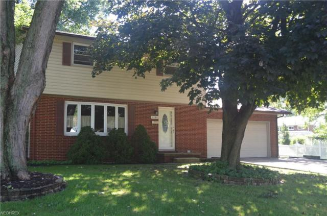 4114 Norman Ave NW, Canton, OH 44709 (MLS #4038962) :: Keller Williams Chervenic Realty