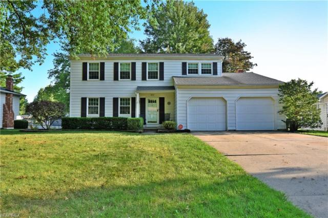 3832 Allenwood Dr SE, Warren, OH 44484 (MLS #4039015) :: Keller Williams Chervenic Realty