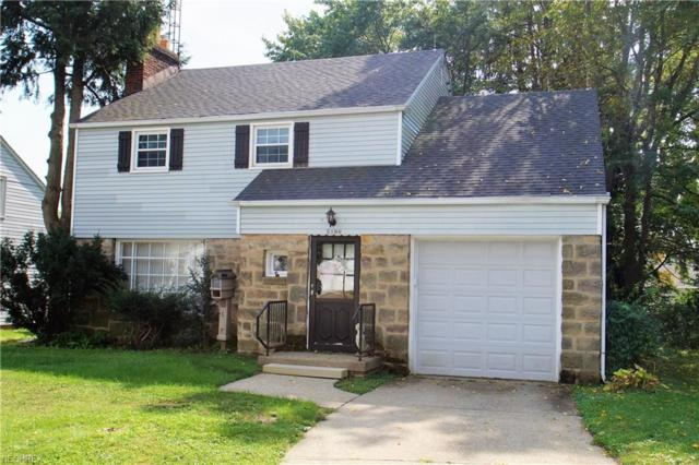 2100 Dennison Pl NW, Canton, OH 44709 (MLS #4039109) :: RE/MAX Trends Realty