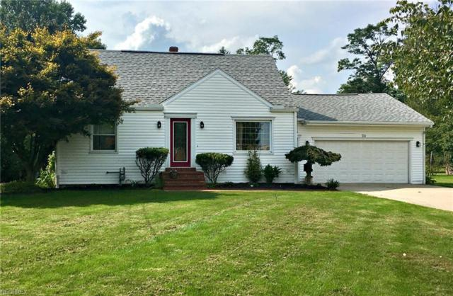 70 Edwards Ave, Canfield, OH 44406 (MLS #4039207) :: Keller Williams Chervenic Realty