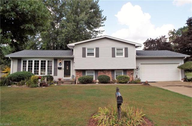 118 NW Glick St NW, Brewster, OH 44613 (MLS #4039211) :: Keller Williams Chervenic Realty