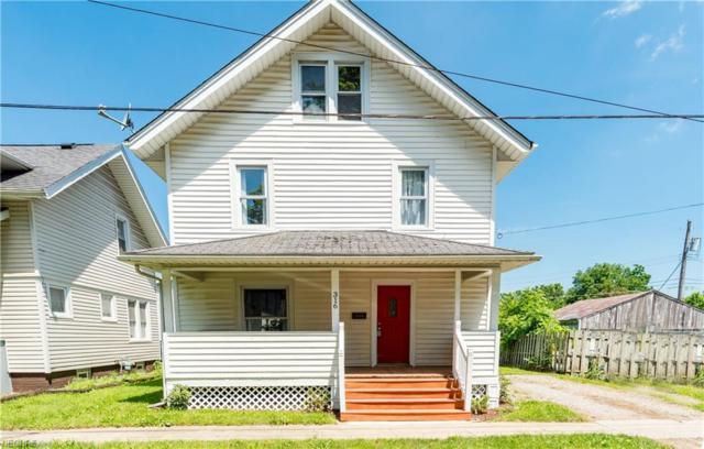 316 Washington St, Ashland, OH 44805 (MLS #4039308) :: Keller Williams Chervenic Realty