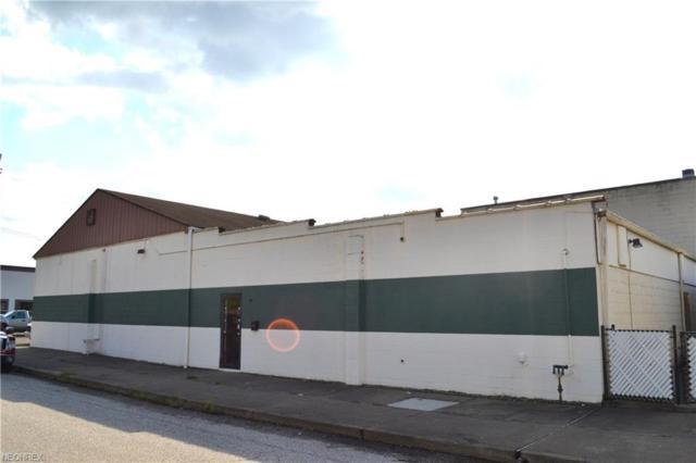 701 Virginia Avenue, Follansbee, WV 26037 (MLS #4039392) :: Keller Williams Chervenic Realty