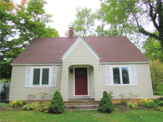 1187 Sharon Copley Rd, Wadsworth, OH 44281 (MLS #4039591) :: Keller Williams Chervenic Realty