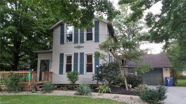 72 Frederick St, Doylestown, OH 44230 (MLS #4039721) :: Keller Williams Chervenic Realty
