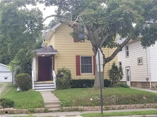 309 N Lyman St, Wadsworth, OH 44281 (MLS #4039775) :: RE/MAX Edge Realty