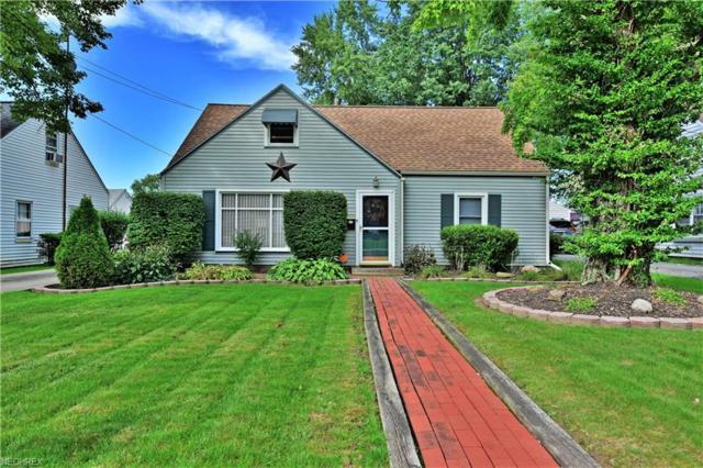 1533 Maplewood St NE, Warren, OH 44483 (MLS #4039902) :: RE/MAX Trends Realty