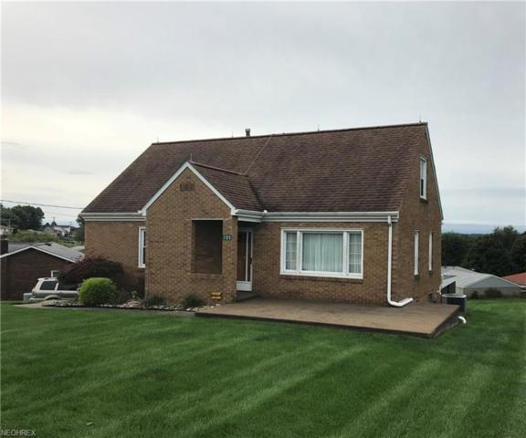 105 Bantam Ridge Rd, Steubenville, OH 43953 (MLS #4040083) :: Keller Williams Chervenic Realty