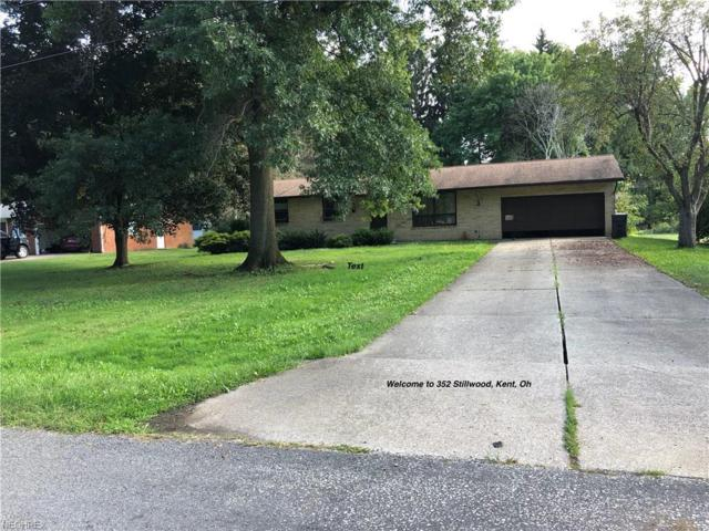 352 Stillwood Dr, Kent, OH 44240 (MLS #4040192) :: Keller Williams Chervenic Realty