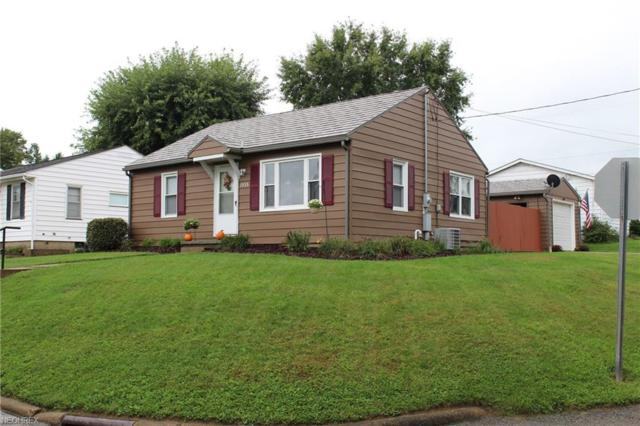 1533 N 13th St, Cambridge, OH 43725 (MLS #4040258) :: Keller Williams Chervenic Realty