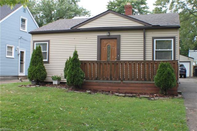13906 Clifford Ave, Cleveland, OH 44135 (MLS #4040366) :: PERNUS & DRENIK Team